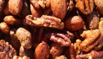 Old Bay Spiced Nuts